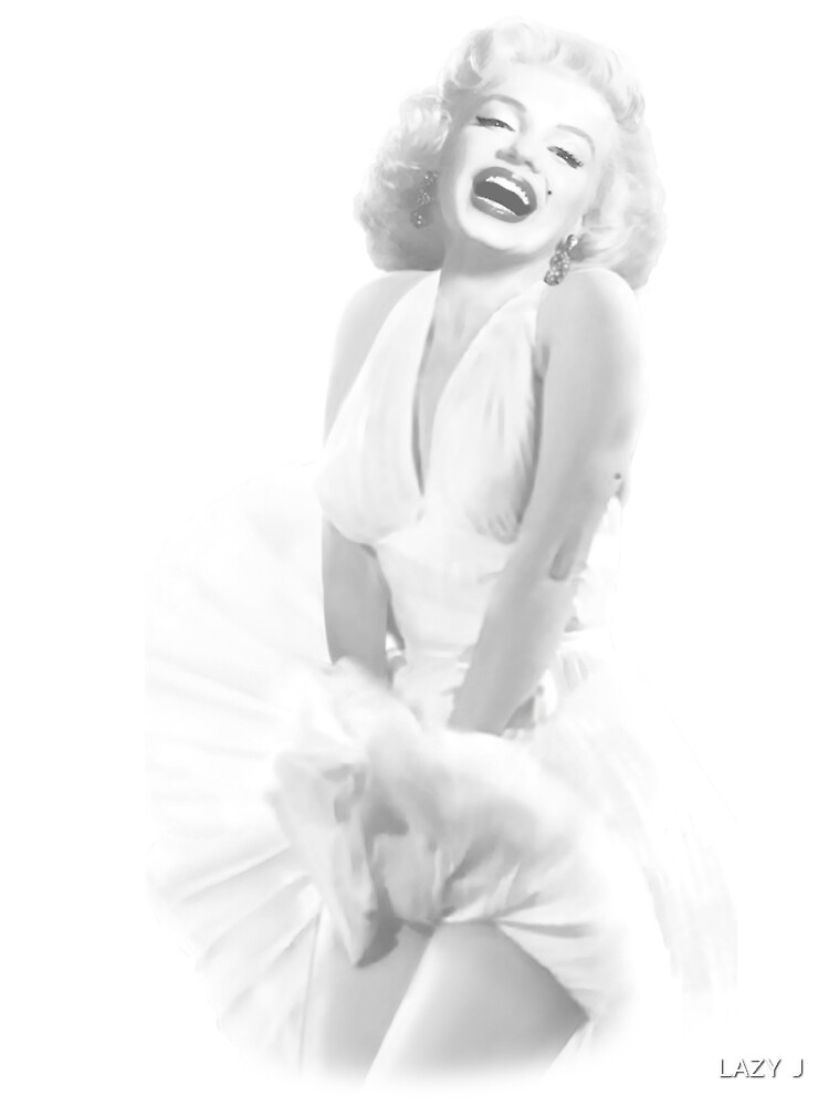 Marilyn Monroe.  by John Medbury (LAZY J)