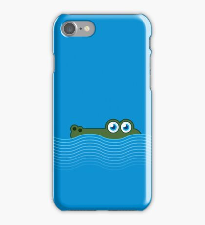 Crocodile iPhone case iPhone Case/Skin