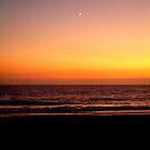 Sunset in Dana Point 1 by Debbie Buckner