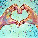 Heart in My Hands by Rachelle Dyer