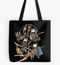 The laughing Australian Tote Bag