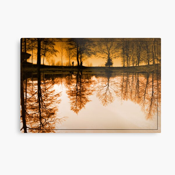 Dream of the trees Metal Print