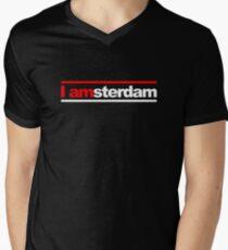 I Amsterdam Men's V-Neck T-Shirt