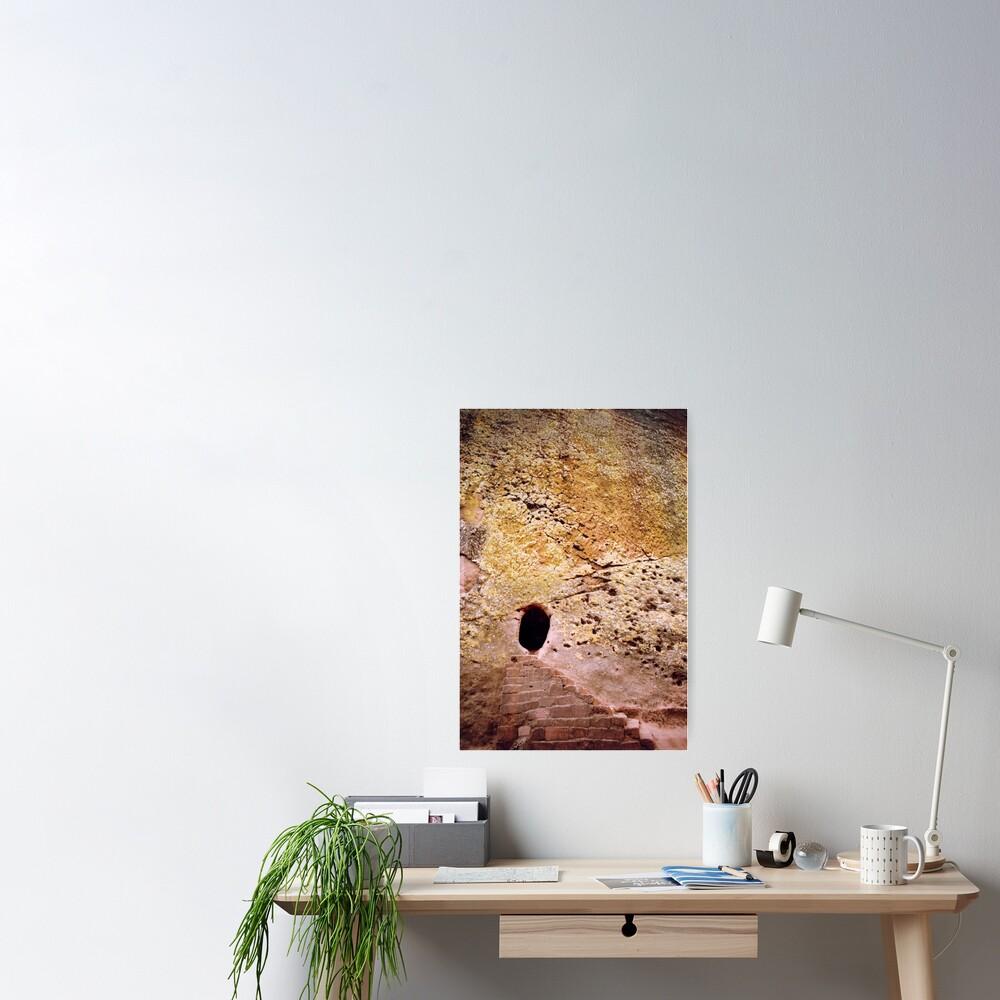 Living rock Poster