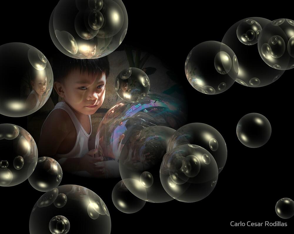 I Have The Biggest Bubble by Carlo Cesar Rodillas