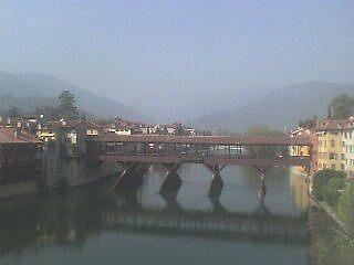 Ponte dei alpini by flf21