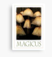 MAGICUS Canvas Print