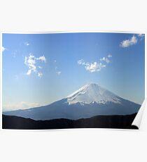 Eternal Fuji Poster