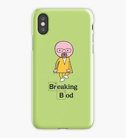 Breaking Bod iPhone Case