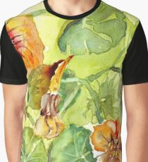 My Flowers and I Graphic T-Shirt