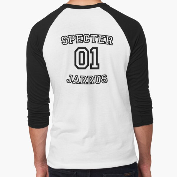 Specter 01 Baseball ¾ Sleeve T-Shirt