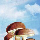 Mushroom Heaven by Paula Belle Flores