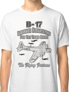 B-17 The Flying Fortress Classic T-Shirt