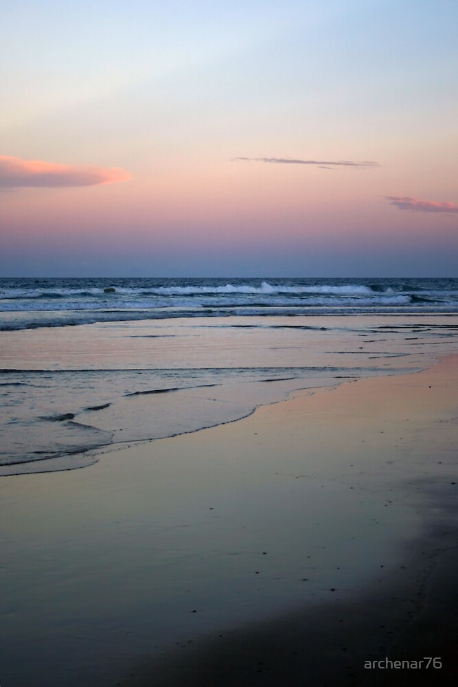 Coolum Sunset by archenar76