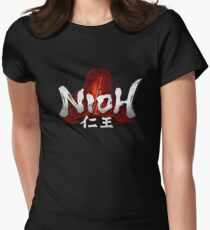 Nioh Graphic Tee Womens Fitted T-Shirt