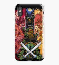 Teenage Mutant Ninja Turtle Cast  iPhone Case/Skin
