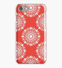 Kitchen cutlery red iPhone Case/Skin