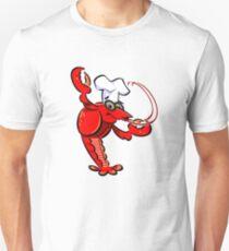 Crawfish Chef Unisex T-Shirt