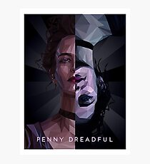 penny dreadful - eva green Photographic Print