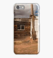 Abandoned Utah Gas Station iPhone Case/Skin