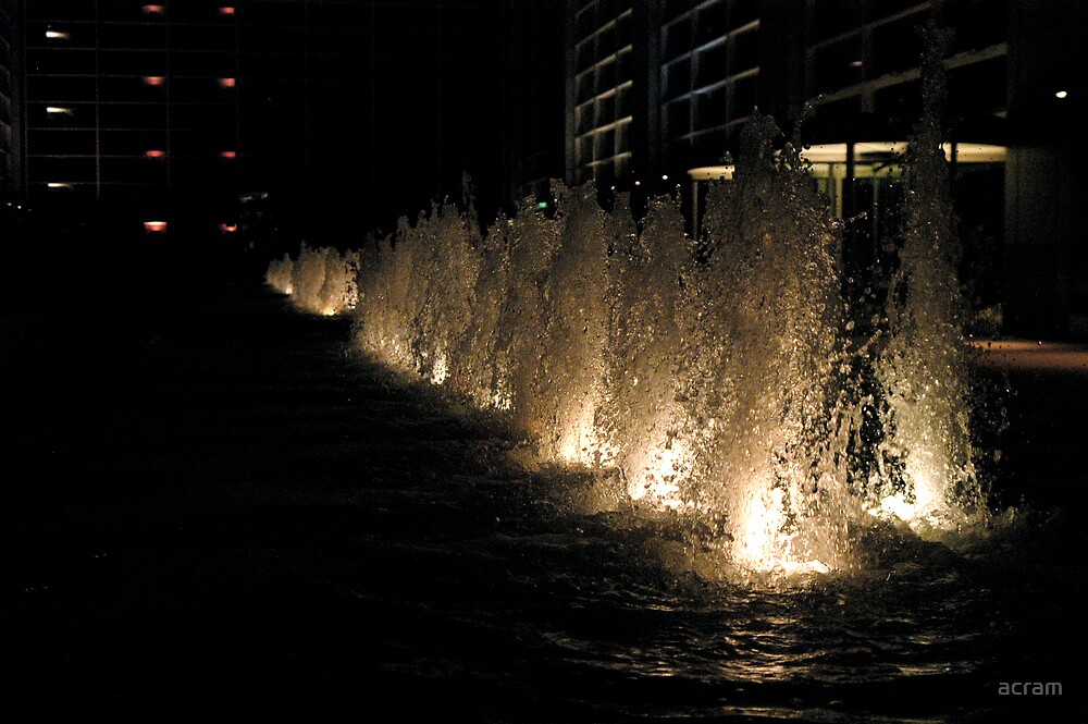 Water lights  by acram