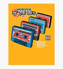 Sounds of the 80s Vol.4 Photographic Print