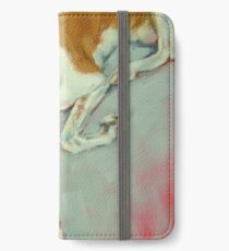 Chloe The Whippet iPhone Wallet
