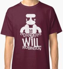 Danger Will Robinson Classic T-Shirt