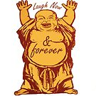 Laugh Now and Forever by thatveganlife