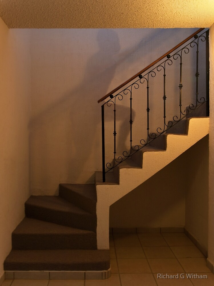 Upstairs by Richard G Witham