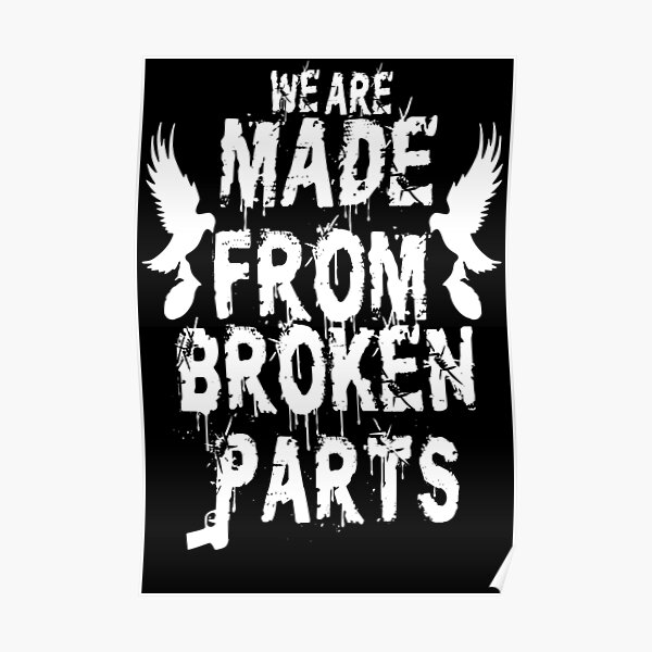 Hollywood Undead - We Are Poster