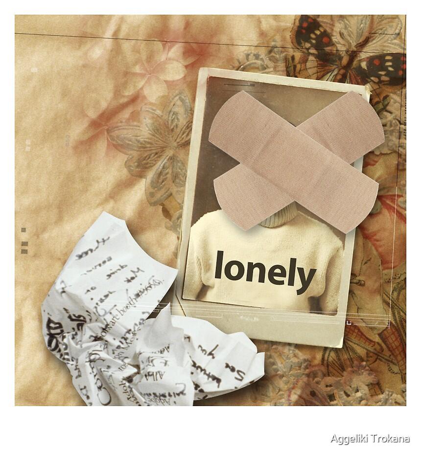 Lonely by Aggeliki Trokana
