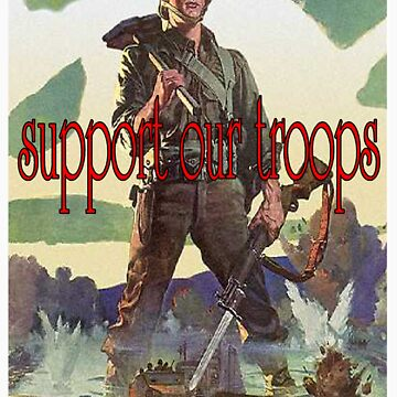 support our troops by william47