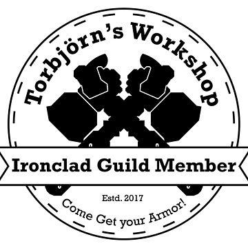 Torbjorn's Workshop by AgentSilver