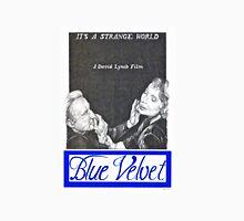 BLUE VELVET hand drawn movie poster in pencil Unisex T-Shirt