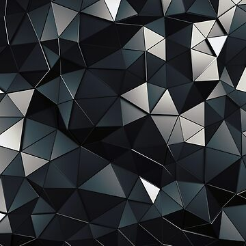 Black geometric by wolfncat