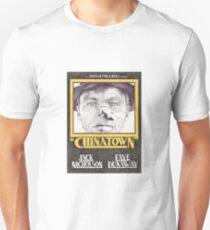 CHINATOWN hand drawn alternative movie poster in pencil. T-Shirt