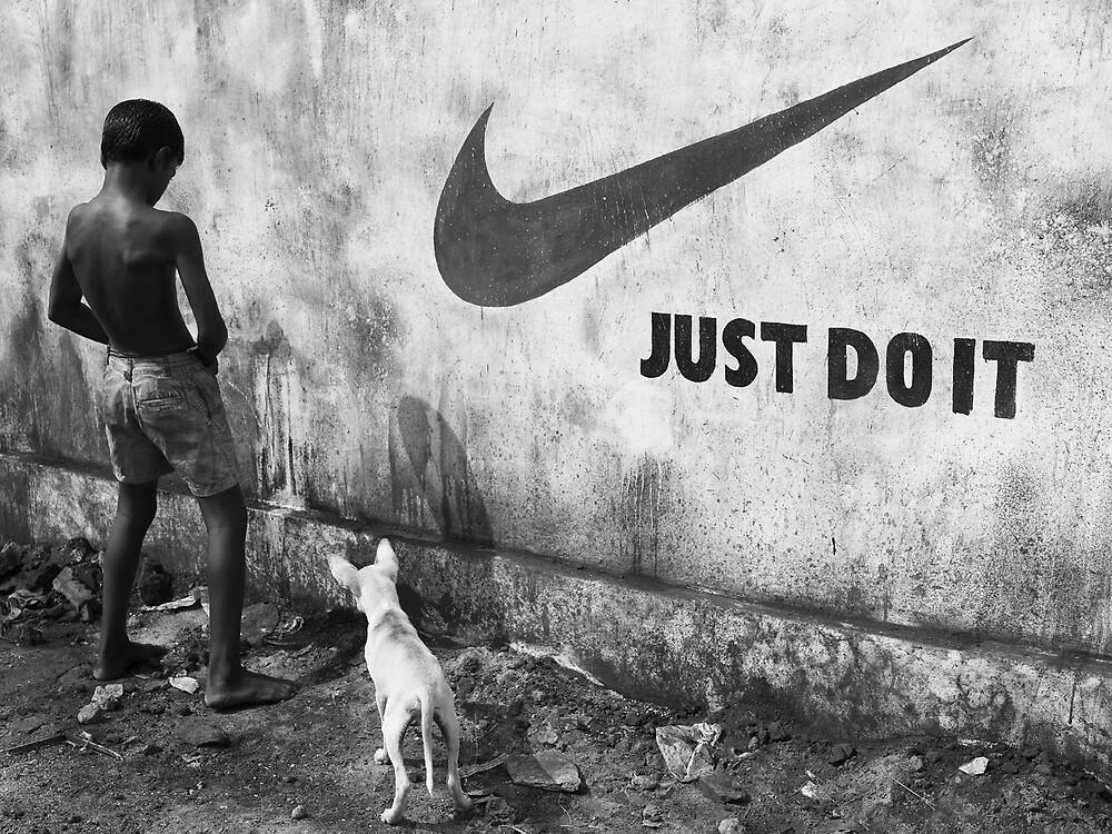 Just Do It by Sharad Haksar