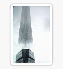 Tower Reflection Sticker