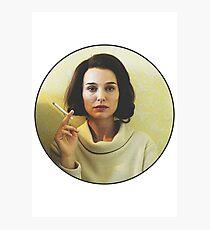 Natalie Portman Photographic Print