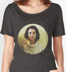 Natalie Portman Women's Relaxed Fit T-Shirt