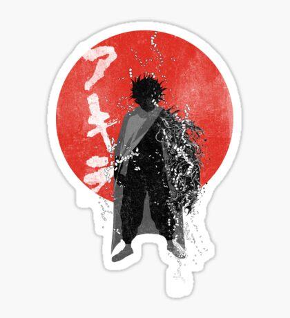neo tokyo storm Sticker