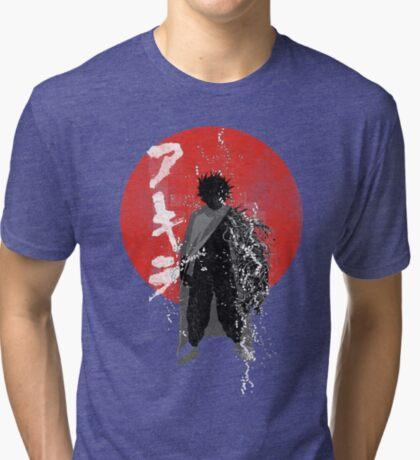 neo tokyo storm Tri-blend T-Shirt