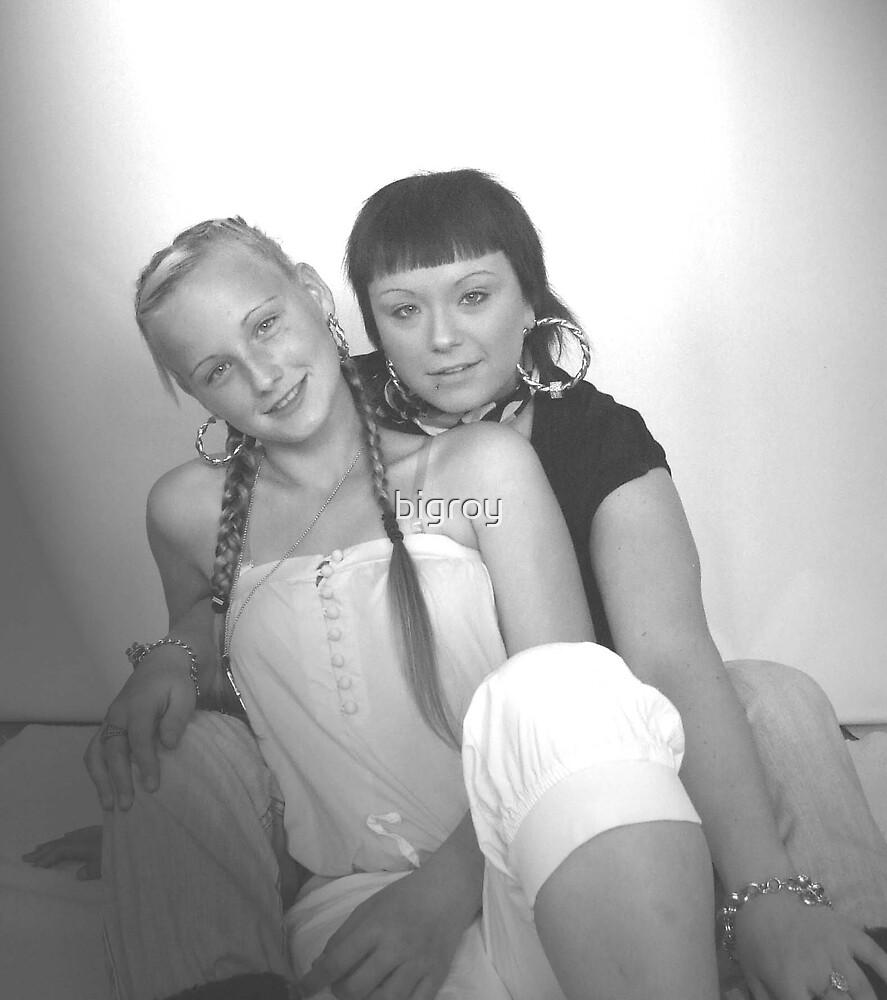 Sisters  by bigroy