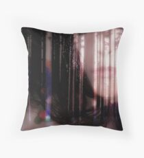 her apparition Throw Pillow