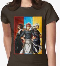 Food Wars - Shokugeki no Soma Womens Fitted T-Shirt