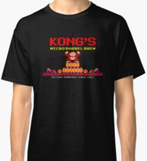 Donkey Kong's Micro Barrel Brew Classic T-Shirt
