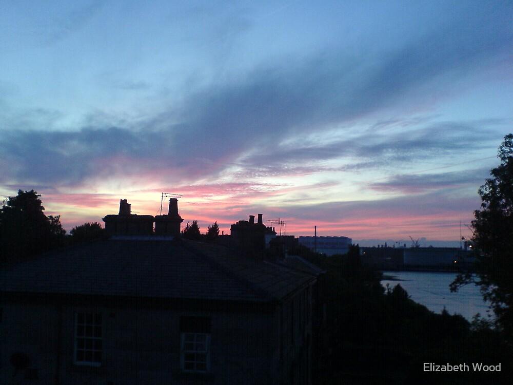 Early evening by Elizabeth Wood
