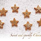 Sweet and sparkly Christmas by Sally Kate Yeoman