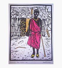 Zebedia - the eldest son Photographic Print